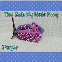 MLP Fake Twilight Sparkle Tissue Sofa