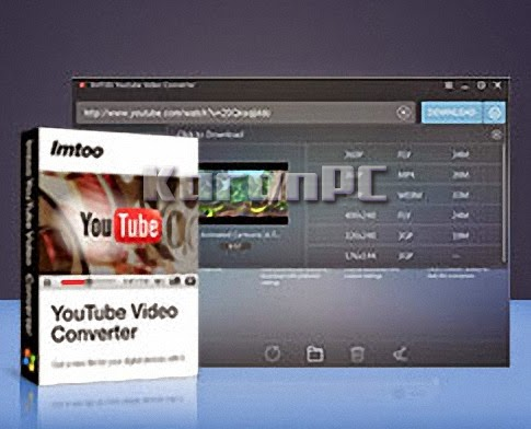 ImTOO YouTube Video Converter 5.6.2.20141119 + Crack