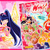Winx Sticker Album - Magic Enchantix - Panini
