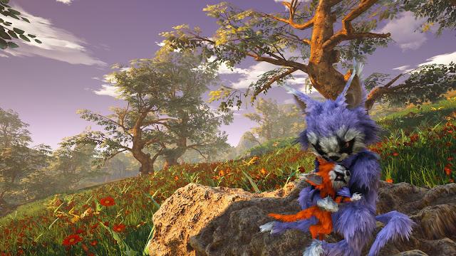لعبة Biomutant تكشف عالمها و شخصياتها عبر إستعراض بالفيديو جد متميز ، لنشاهد ..