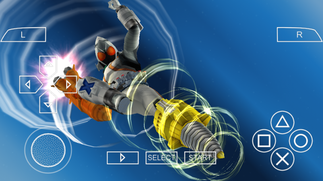 Kamen Rider Climax Heroes Fourze Japan Psp Iso Free