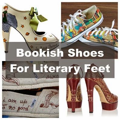 http://bookriot.com/2014/07/21/twinkle-toes-bookish-shoes-literary-feet/