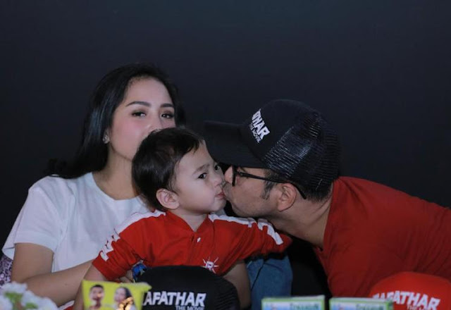 Nagita Slavina Belum Hamil, Tunggu Rafathar Umur Tiga Tahun