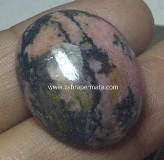 Batu Permata Red Borneo - ZP 473