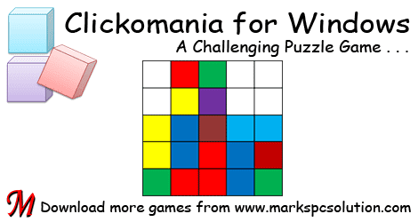 Puzzle Game Clickonomia for Windows