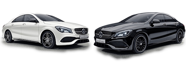 Japan Welcomes Mercedes-Benz CLA 180 Star Wars Edition