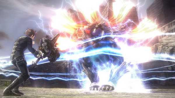 GOD EATER 2 Rage Burst Crack