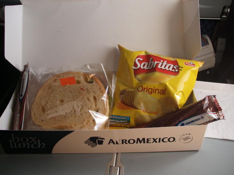 Comidas En Las Aerolineas Huroneo