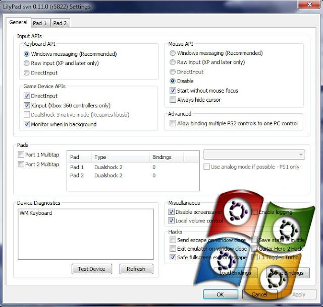 Download PCSX 2 + BIOS Terbaru (Emulator PS 2 For PC)