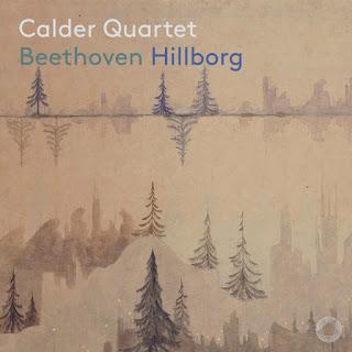 MP3 download Calder Quartet - Beethoven & Hillborg: Chamber Works iTunes plus aac m4a mp3