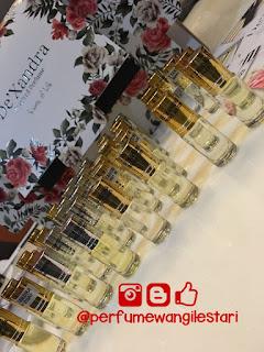 Mak Mertua Tertipu,Perfume Dexandra