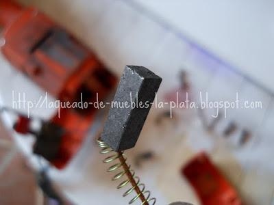 Carbones motor eléctrico