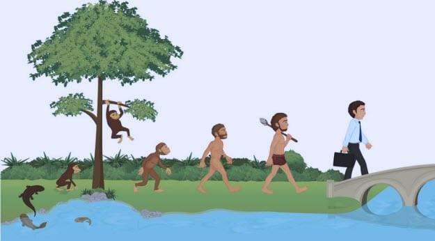 teoria e evolucionit