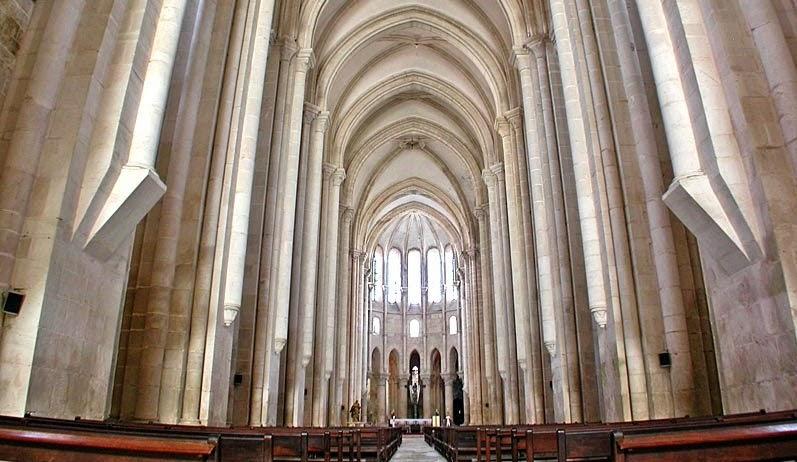 Algargos, Arte e Historia: El gótico cisterciense. Características y  principales monasterios.