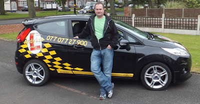 Automatic Driving Lessons in Leicester