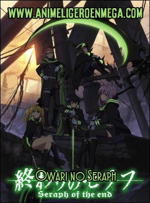Owari no Seraph: Todos los Capítulos (12/12) + OVA (01/01) + Especiales [Mega - Google Drive - MediaFire] BD - HDL