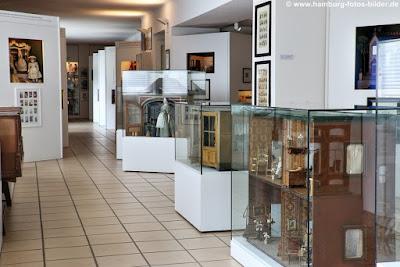 Ausstellungsraum im Puppenmuseum Falkenstein