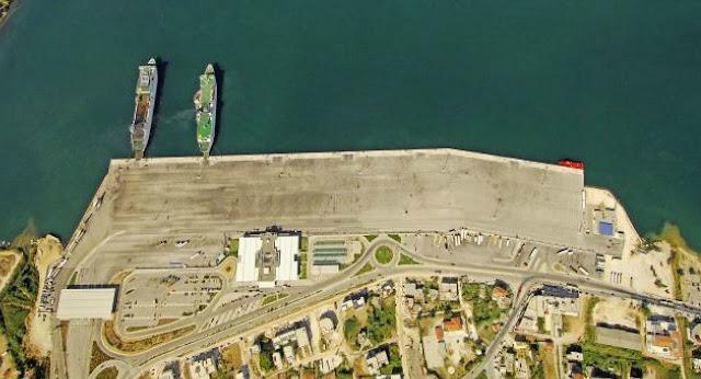 Ένα ακόμη ανταγωνιστικό πλεονέκτημα για το Λιμάνι της Ηγουμενίτσας, η σύνδεση με τα Ελληνοαλβανικά σύνορα