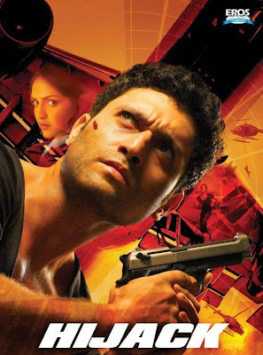 Poster Of Bollywood Movie Hijack (2008) 300MB Compressed Small Size Pc Movie Free Download worldfree4u.com