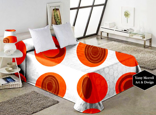 White-brown-pattern-fabric-geometric-by-yamy-morrell