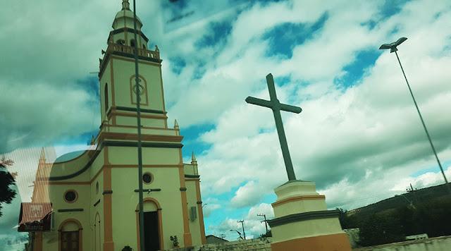 Santana do Cariri, Ceará, Igreja Matriz