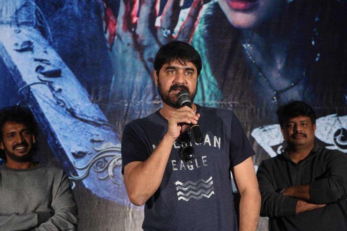 Chinnari Telugu trailer launch photos-HQ-Photo-3