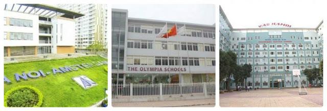 Những trường học chất lượng của các cấp
