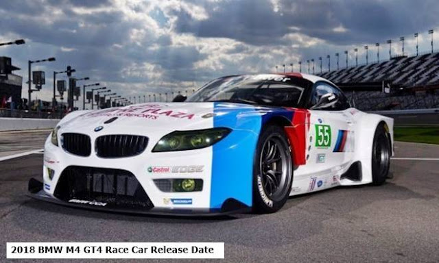 2018 BMW M4 GT4 Race Car Release Date
