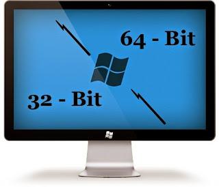 Sistem Operasi 32 bit dan 64 bit