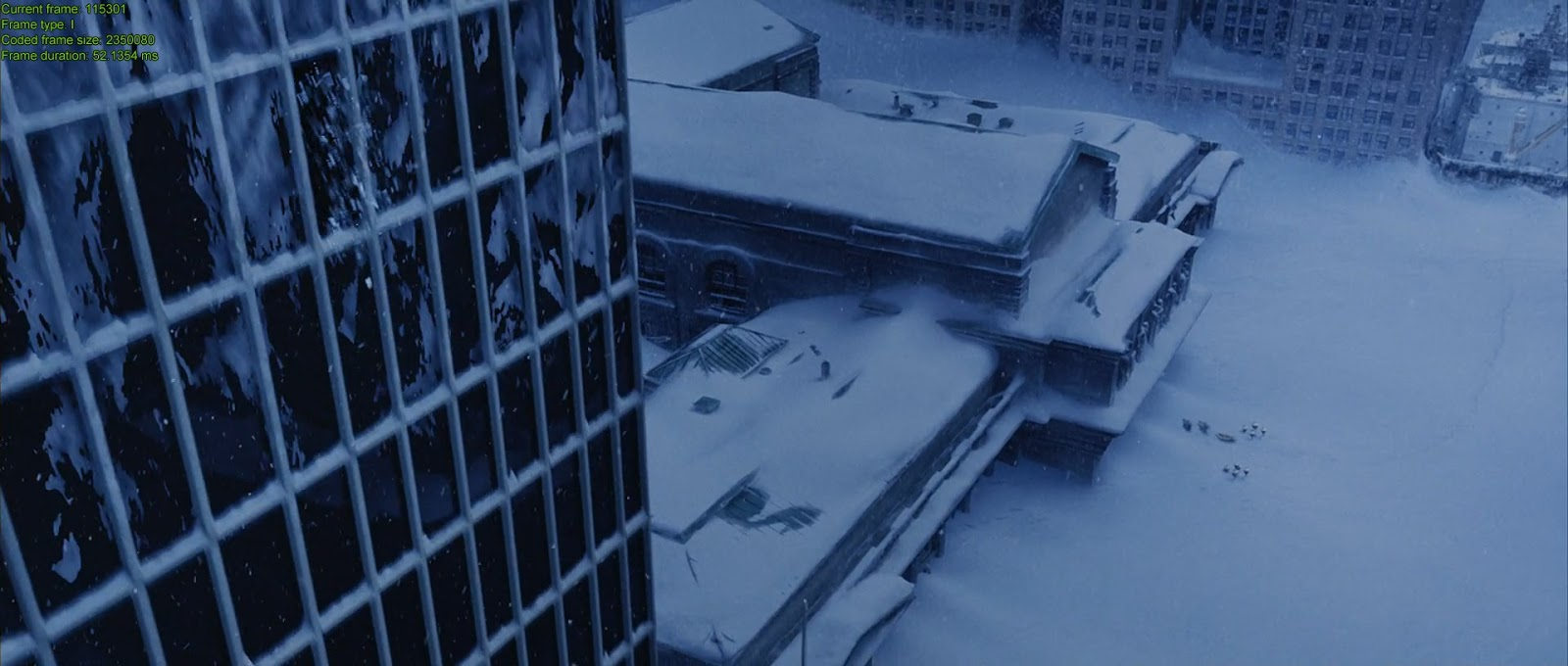The Day After Tomorrow (2004) 3