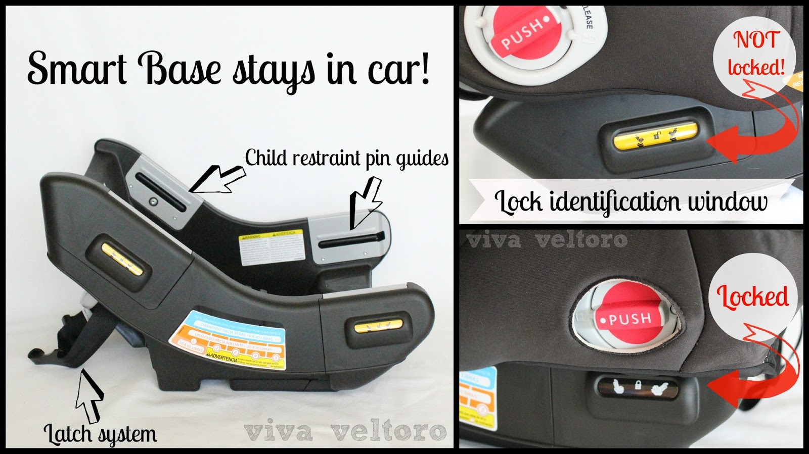 Graco Smart Seat With Safety Surround Protection All In One Car Review Viva Veltoro