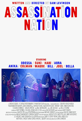 Trailers: Red And Green Band Teaser Trailers For Assassination Nation