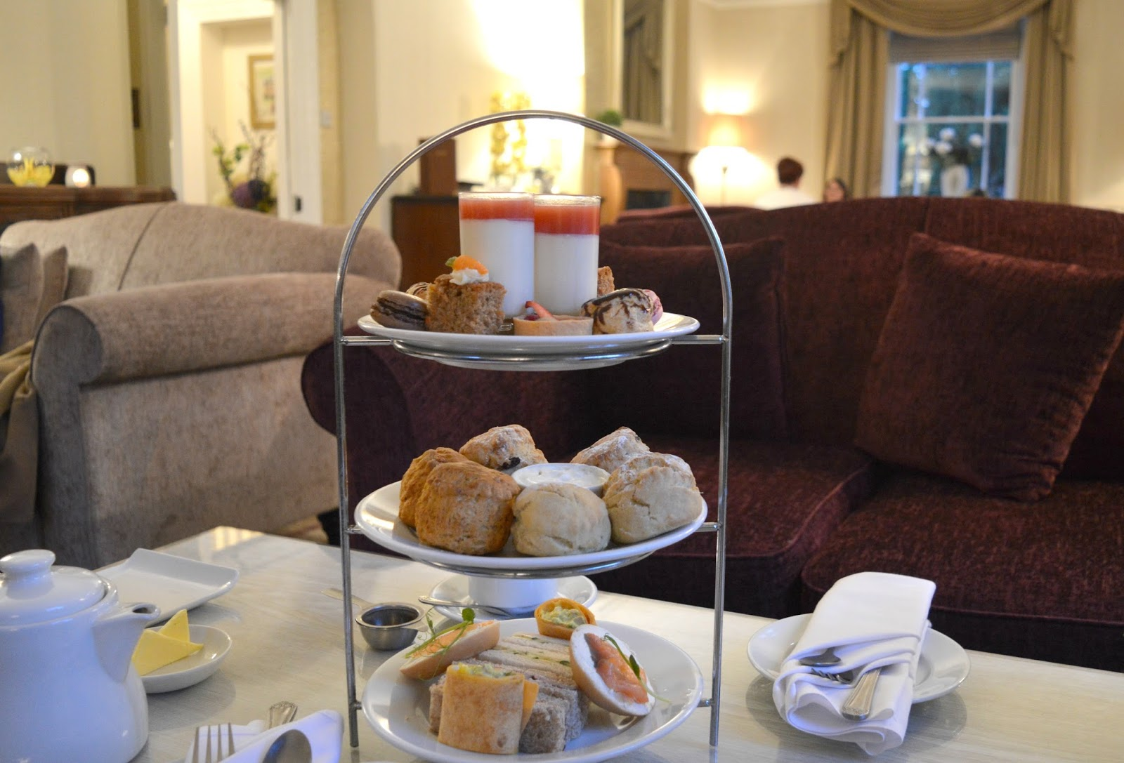 Horton Grange Country House Hotel - Afternoon Tea