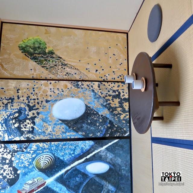 【房間裡的房間】老屋新生變傳統日式房間 但竟然翻轉了90度
