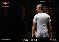 Dr. Hannibal Lecter de Silence of the Lambs - Blitzway