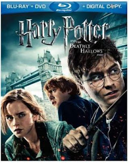 Harry Potter and the Deathly Hallows Part 1 (2010) BDRip 1080p 3.8GB Dual Audio ( Hindi - English ) AC3 5.1 MKV