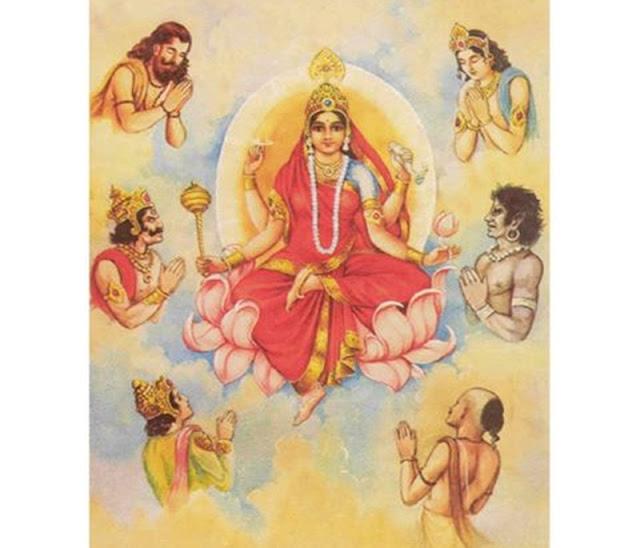 9-Devi-Siddhidatri
