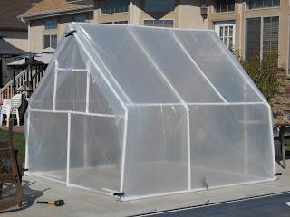 Building A Pvc Greenhouse Finished Marijuana