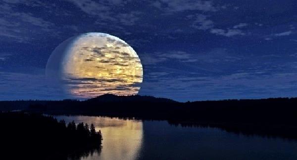 Dampak Bulan Purnama