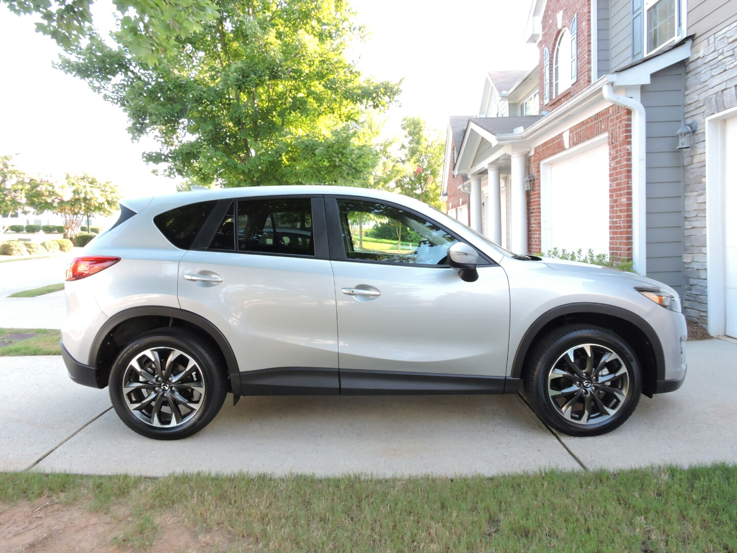 2016 mazda cx 5 touring review