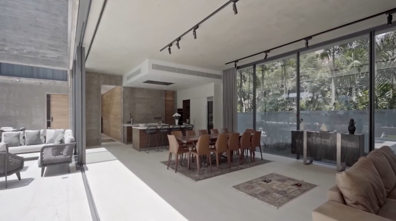 13 Photos vs. Casa de Alisa a two-story modern residence in Nonthaburi, Thailand, designed by Stu/D/O Architects - Luxury Home & Interior Design Video Tour