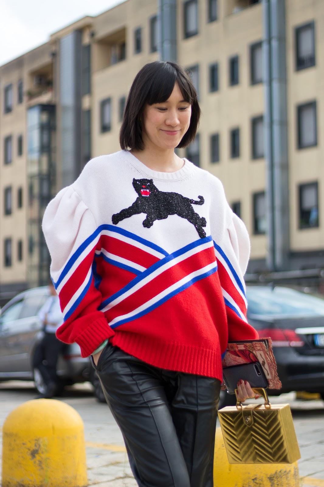 Street Fashion, Street Style, streetstyle milan,