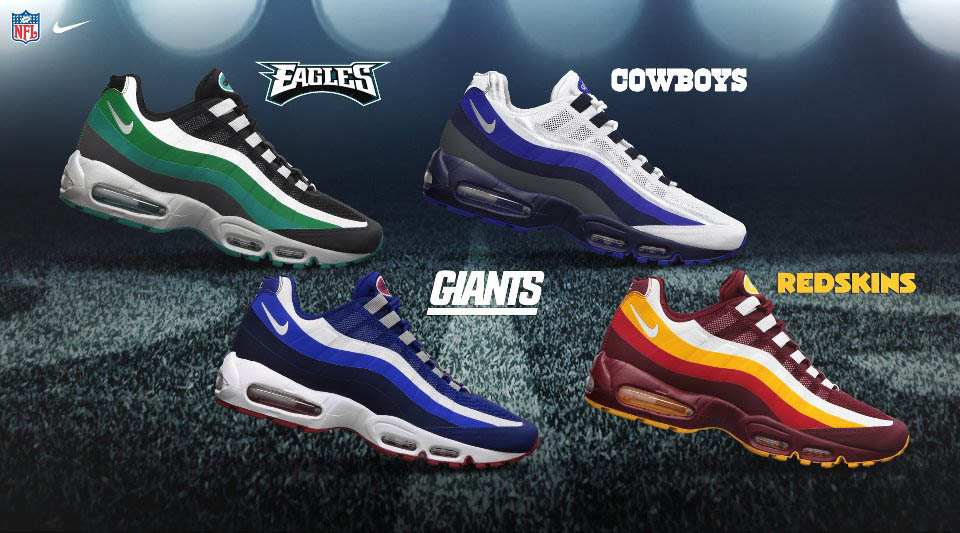 best sneakers c0d6c 23ee7 These shoes will retail for  150 and will release at a random time on  Sunday, 4 29. Make the jump to see some detailed pics of the Giants Skins  Draft day ...