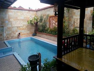 Villa Cemara Depan Museum Angkut Batu