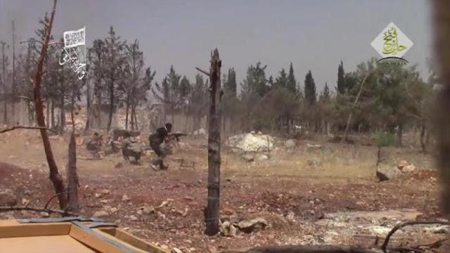 Fatah Halab Aleppo Conquest