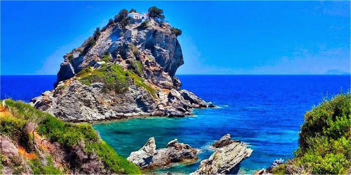 I luoghi più interessanti da visitare a Skopelos