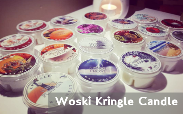 Woski Kringle Candle