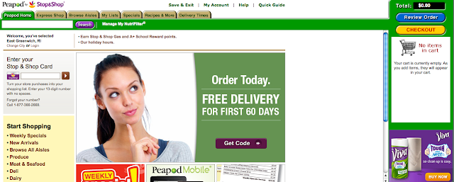 peapod delivery zip codes