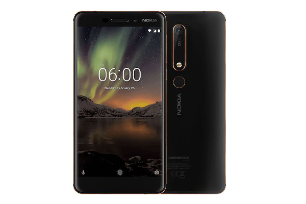 MWC 2018: Nokia 6 (2018) announced
