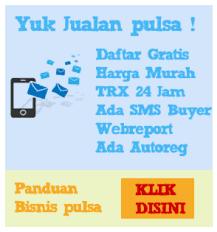 jelita pulsa, jelita reload, Pulsa murah, Paket Internet, PPOB, Gratis daftar MD